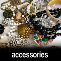 Vintage Vision - accessories